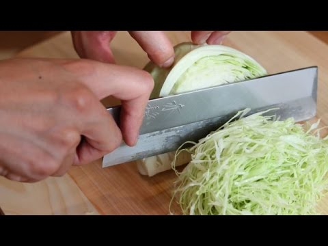 【ASMR】Find joy in sounds of cutting vegetables.野菜の音を聴く【赤髪のとも】