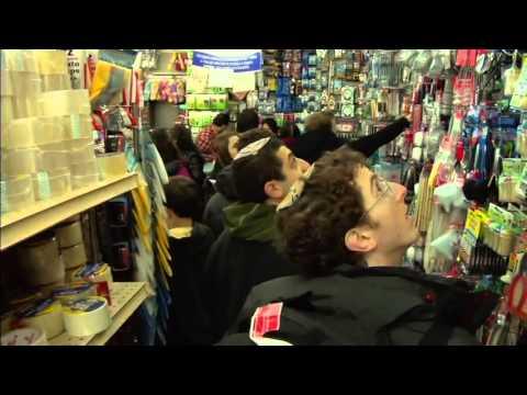 Black Friday Prank at a Dollar Store