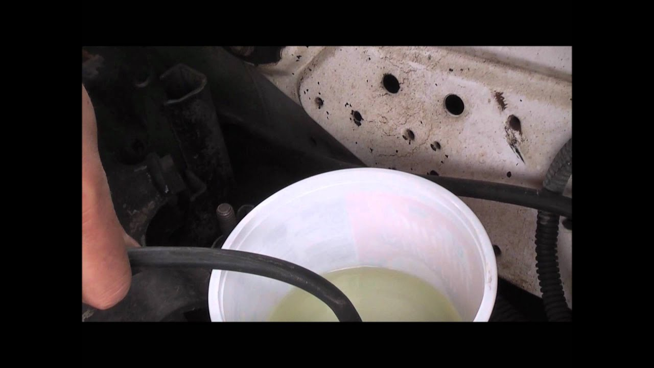 How To Use Sea Foam In Vacuum Lines Youtube Mitsubishi Diagram