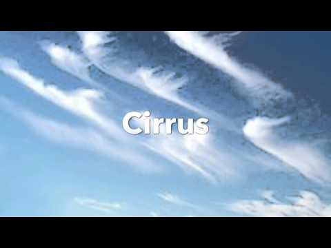 Olika sorters moln