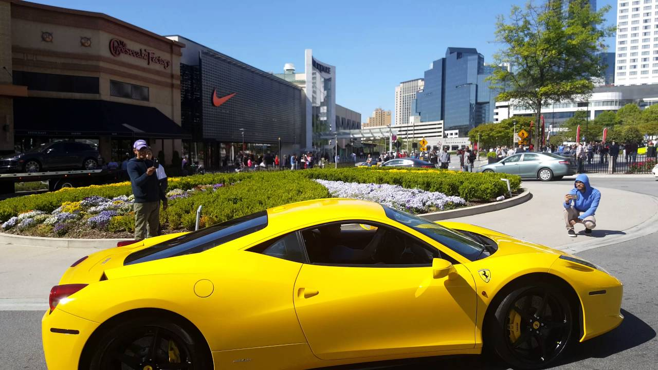 That Uber Dude Exotic Car Shows At Lennox Mall Shot With Galaxy