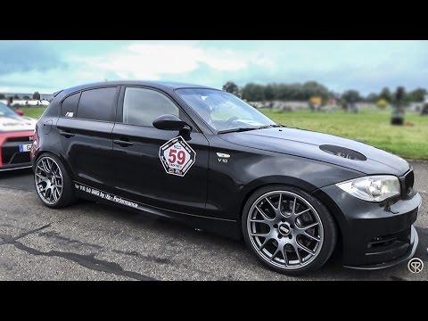 BMW 150i com motor do BMW M5 E60 V10! 750CV!