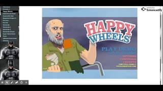 Happy Wheels Unblocked Games For School!
