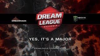 Secret vs Liquid DreamLeague S8 Grand Final Game 1 bo5