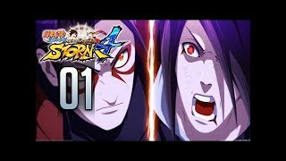 Naruto Shippuden: Ultimate Ninja Storm 4 - Ep1 | ÉPICO
