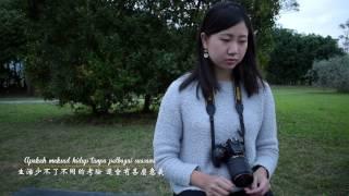 「Arena Cahaya - Zee Avi」銘傳廣電 視覺傳播MV