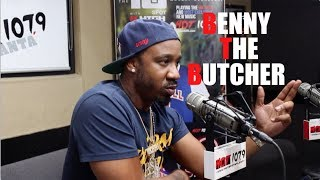 Benny The Butcher Addresses Shannon Sharpe, Brother's Death, And Griselda Records