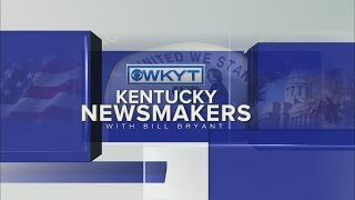 Kentucky Newsmakers 5-1-2016 - Attorney General Andy Beshear