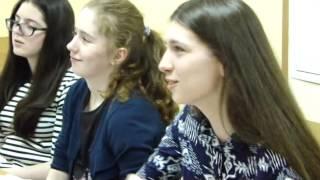 Фрагмент урока в First Decision - май 2016 г., 15-16 лет, Intermediate