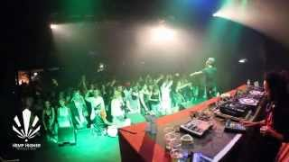 CALI P & FAMILY - THE UNSTOPPABLE TOUR (PART 2) (GERMANY/SWITZERLAND) (JUNE 2012)