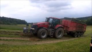 case ih magnum 340 in the mud senže 2016 hd by lv