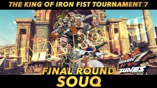 TEKKEN 7 - SOUQ Final Round | A Grain of Sand - BGM - OST - Tunes - Soundtrack 鉄拳7 thumbnail