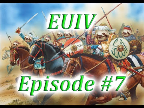 Let's Play EUIV Rise of Islam Episode 7 (ULTRA RAGE)