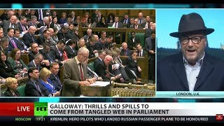 BoJo will survive no-confidence vote – Galloway