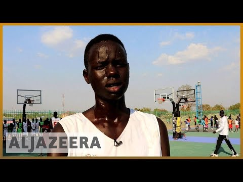 🇸🇸 Sport offers hope to South Sudanese youth | Al Jazeera English