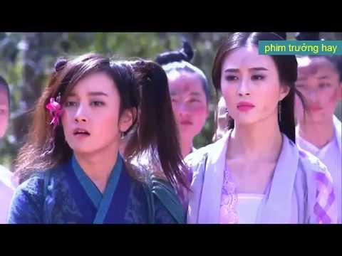 Đại náo thiếu lâm   phim võ thuật trung quốc Trương vô KỴ CỰC HAY