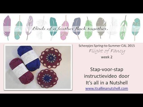 Flight of Fancy week 2 - Nederlands / Dutch