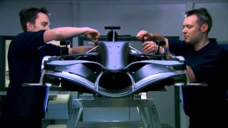 The Making of a Red Bull F1 Car - Part 1