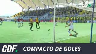 San Luis 3 - 2 Rangers | Campeonato As.com Primera B 2019 | Fecha 23 | CDF