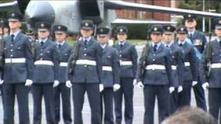 Passing Out Parade RAF Halton 23 Sep 2008 (Part 1)