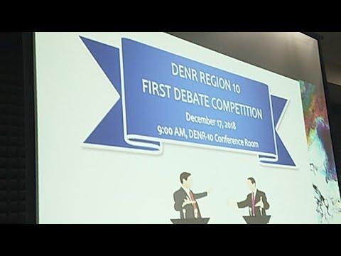 DENR 10 Debate -Live