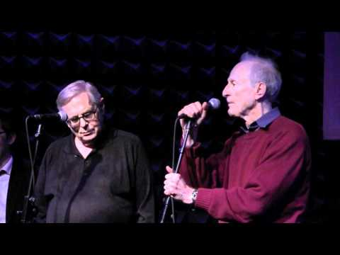 Richard Maltby Jr. & David Shire speak about HOW DO YOU DO, I LOVE YOU
