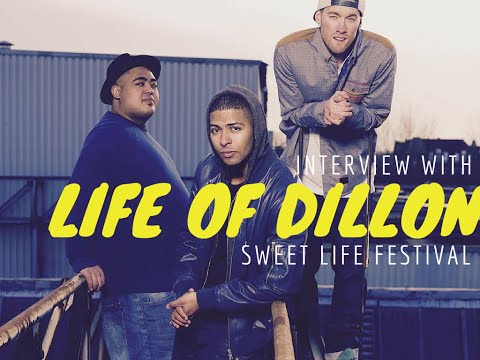 Life of Dillon - Interview - Sweetlife