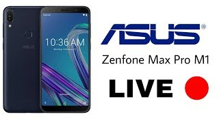 Asus Zenfone Max Pro M1 | Live Launch | Asus India