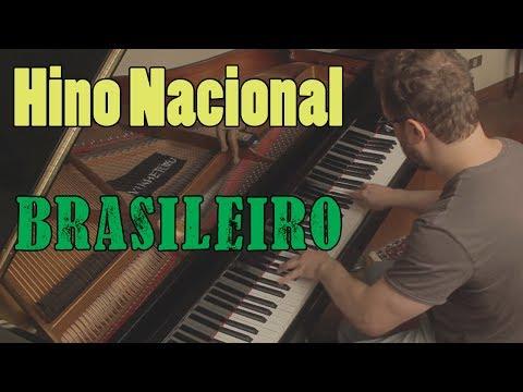 Hino Nacial Brasileiro no Piano  Melhor versão já tocada   Brazil Natial Anthem