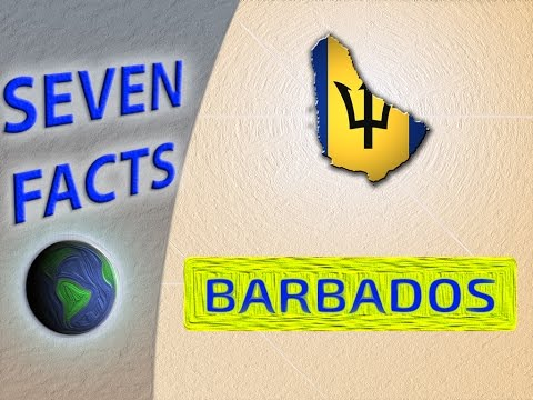 7 Facts about Barbados