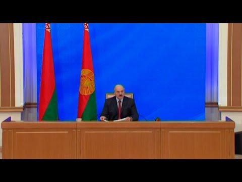 Лукашенко: мы вырвемся из сложного положения в экономике Беларуси