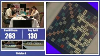 2016 North American Scrabble Championships Round 22