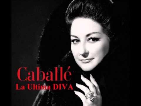 Montserrat Caballe. Un bel di. Madama Butterfly. G. Puccini.