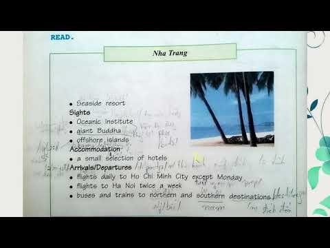 Nghe Tiếng Anh Lớp 8 Unit 11 Full Trọn Bài