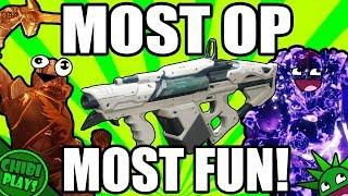 HILARIOUS EXOTIC IN MAYHEM! | Funny Destiny 2 Gameplay