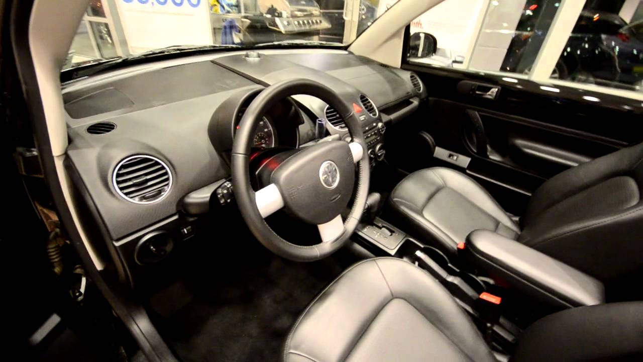 2010 Volkswagen New Beetle Convertible Cpo Stk 29064a