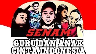 Download Mp3 Senam Guru Dan Anak Cinta Indonesia
