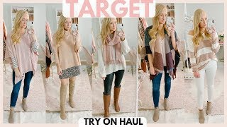 25 FALL OUTFIT IDEAS 2019 FROM TARGET! | AFFORDABLE FALL CLOTHING TRY ON HAUL | Amanda John
