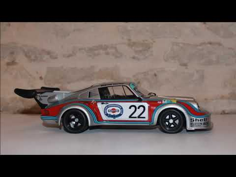 Porsche 911 carrera RSR 2.1 24 HEURES DU MANS 1974