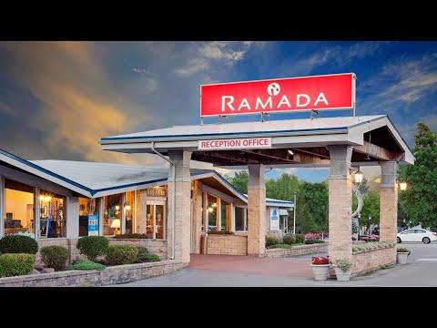 Ramada Provincial Inn - Gananoque Hotels, Canada
