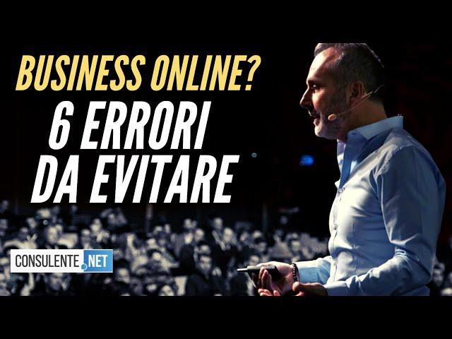 ERRORI DEL CONSULENTE.NET