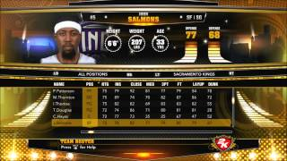 NBA 2k13 Full Roster