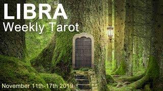 """LIBRA WEEKLY TAROT. """"A BREAKTHROUGH LIBRA!""""  November 11th-17th 2019"""