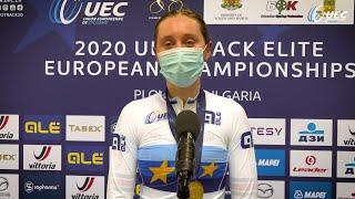 #EuroTrack20 | Katie Archibald