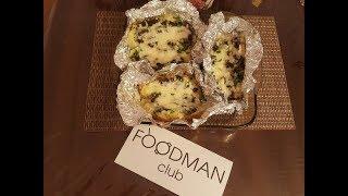 Крошка-картошка с луком и грибами: рецепт от Foodman.club