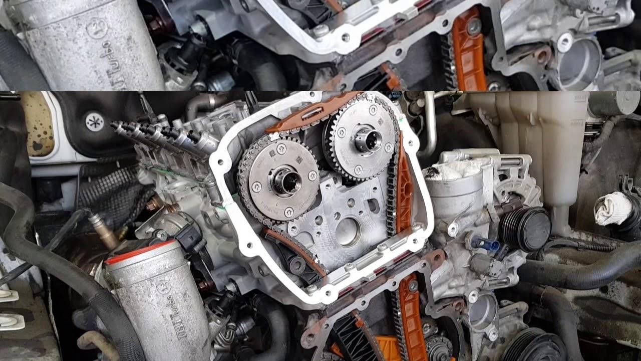замена двигателя ford escort1,8d на 1.8 tsi