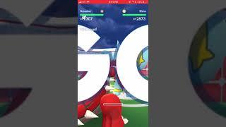 RAIDING SHINX!   Pokémon GO!   Shiny Attempt!