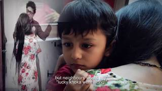 Don't Hurt My MOM | Domestic Violence | Heart Touching Short Story | Effect on Children