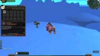 Druid Shift Potion Macro in Warcraft 2.3