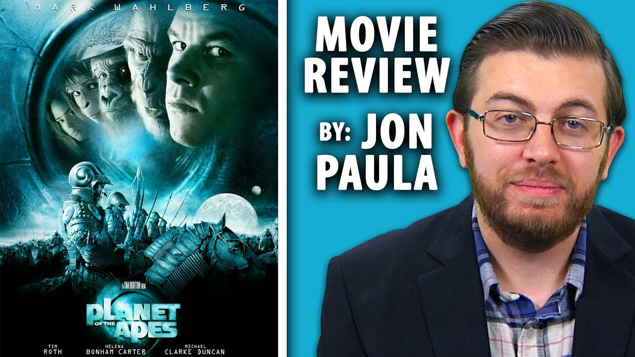 Download Planet Of The Apes (2001 Remake) -- Movie Review #JPMN